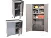 ALL WELDED STORAGE CABINETS