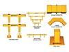 BUILD-A-RAIL GUARD RAIL